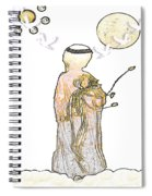 Angelita Blanco Spiral Notebook