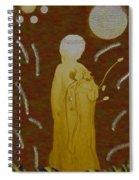 Angelita De Oro Spiral Notebook