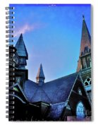 Angels Among Us - The Three Sisters Spiral Notebook