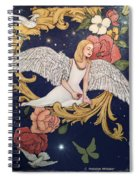 Angels Dream Spiral Notebook