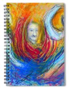 Angels Of Mercy Spiral Notebook