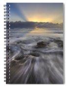 Angel's Walk Spiral Notebook