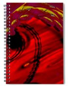 Angels Watching Over Us Spiral Notebook