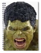Anger Spiral Notebook