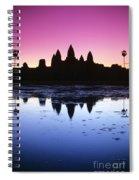 Angkor Wat Spiral Notebook