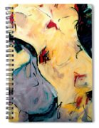 Angle File Spiral Notebook