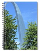 Angle Profile Spiral Notebook