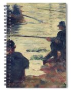 Anglers Spiral Notebook