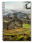 Anglesey Barracks Spiral Notebook