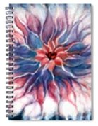 Angora Bloom Spiral Notebook