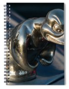 Angry Duck Spiral Notebook