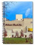 Anheuser-busch In Merrimack Spiral Notebook