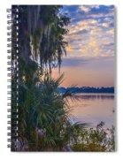 Anhinga's Paradise Spiral Notebook