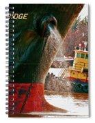 Anichkov Bridge Spiral Notebook