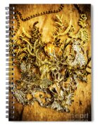 Animal Amulets Spiral Notebook