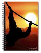 Animals 67 Spiral Notebook