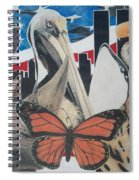 Animals Of Freedom  Spiral Notebook