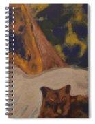 Animals -039 Spiral Notebook