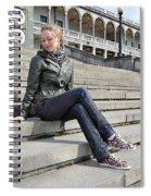 Anita C Spiral Notebook