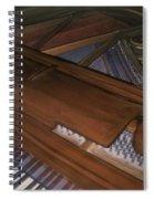 Anita's Piano 2 Spiral Notebook