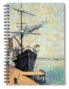 Ankerplaats 1885 Spiral Notebook