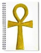 Ankh   Spiral Notebook