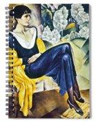 Anna Akhmatova (1889-1967) Spiral Notebook