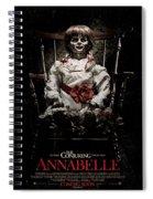 Annabelle 2014 Spiral Notebook