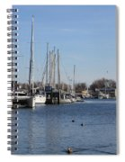 Annapolis - Harbor View Spiral Notebook