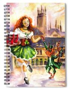 Anny Kilkenny Spiral Notebook