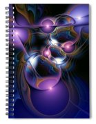 Anointment Spiral Notebook