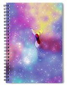 Anomaly In Space Spiral Notebook