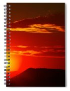 Another Beautiful Arizona Sunset Spiral Notebook