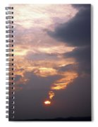 Another California Sunset Spiral Notebook