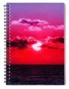 Another Day Another Sunset Spiral Notebook