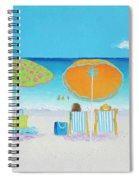 Another Perfect Beach Day Spiral Notebook