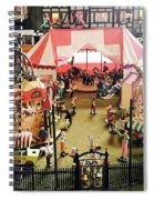 Another Time In This World Spiral Notebook