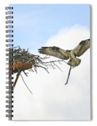 Another Twig For The Nest Spiral Notebook