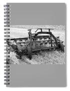 Rake The Hay Spiral Notebook