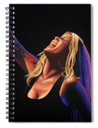 Anouk 2 Spiral Notebook