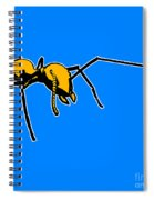 Ant Graphic  Spiral Notebook