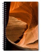Antelope Canyon No 3 Spiral Notebook