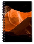 Antelope No 2 Spiral Notebook