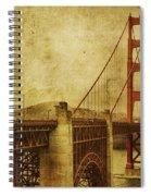 Anterior Treks Spiral Notebook