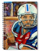 Anthony Calvillo Spiral Notebook