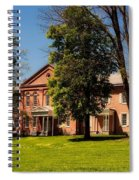Anthony Hall - Storer College Spiral Notebook