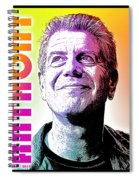 Anthony Tribute Spiral Notebook