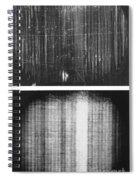 Anti-kaon Beam For Xi Experiment Spiral Notebook