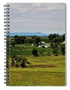 Antietam Battlefield And Mumma Farm Spiral Notebook