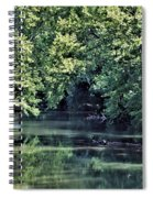 Antietam Creek Spiral Notebook